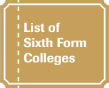 List of Sixth Form Colleges